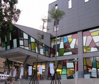taipei-shong-shan-sports-center